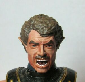 HEAD ONLY Mythic Legion HeadHunters Collectibles Yelling Elf Painted head