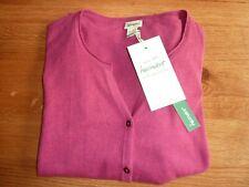42 Damen Hess 7ab101e Natur De Baumwolle Pullover Grün Gr