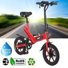 Smart Bicicleta Eléctrica 350W 36V 25KM/H Faro Plegable E-BIKE 3 modos de montar