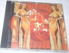 Puta's Fever by Mano Negra CD, 1989, Virgin Rock en Español Free Shipping U.S.A.