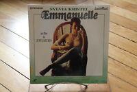 Emmanuelle  I 1 Laserdisc LD PAL VF Sylvia Kristel