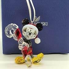 Swarovski Walt Disney Mickey Mouse Christmas Ornament 5135938 AP 2016