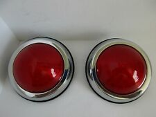 LED 1950 PONTIAC TAIL LIGHTS HOT ROD UNIVERSAL 50 pontiac CUSTOM #STL1006LED