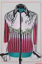 JUNE RIVER XL Horsemanship/Showmanship/Pleasure/Rail/Riding Show Jacket Shirt