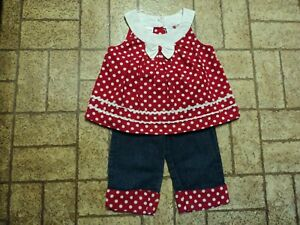 Specialty Baby 2 Piece Outfit. Sz.24 Mos. Adorable!