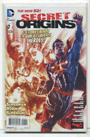 Secret Origins #1 NM The New 52 Superman Robin  Supergirl  DC Comics CBX1B