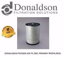 P533930 DONALDSON AIR FILTER, PRIMARY RADIALSEAL