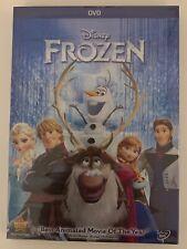 Disneys: Frozen DVD (Brand New, Bonus Extras, Free Shipping)