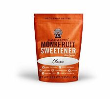Lakanto Monkfruit Sweetener All Natural Sugar Substitute Classi... Free Shipping
