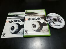 New listing Skate (Microsoft Xbox 360, 2007) COMPLETE! TESTED! FREE SHIPPING!
