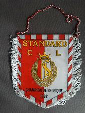 Fanion STANDARD DE LIEGE CHAMPION DE BELGIQUE 1982 - 1983