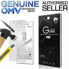 Tempered Glass Screen Protector For SONY Xperia X XA XA1 XP XZ PREMIUM Z5 Z3 Z2