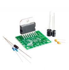 Amplificador TDA7297 Board 15W+15W DC12V de doble canal estéreo kit hágalo usted mismo C Módulo de pista