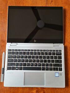 """HP EliteBook x360 1020 G2, 12.5"""" FHD Touch/i5-7300U/8GB RAM/256GB SSD/Stylus"""
