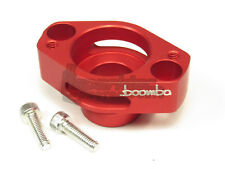 Boomba Turbo Blow Off Valve Adapter BOV Red 2016+ Ford F-150 2.7L 3.5L Ecoboost