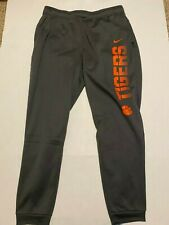 Clemson Tigers Nike Pants Tapered 2019  Men's Size: XL Anthracite NWT