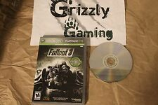 USED Fallout 3 + The Pitt Broken Steel Bundle XBOX 360 (NTSC) Tested and Working