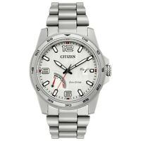 Citizen Eco-Drive Men's Power Reserve Date Indicator 42mm Watch AW7031-54A