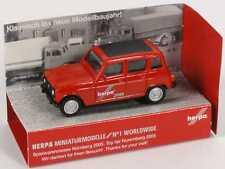 1:87 RENAULT R4 22. Herpa IAA 2005 Exhibition Model Toy Fair nϋrnberg 2005