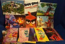 2016 ANGRY BIRDS The MOVIE 54 Card BASE SET BullsIToys