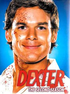 Dexter -Season three 3, Region 1 - DVD Series Rare Aus Stock -DISC LIKE NEW
