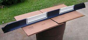 1969 Chevrolet Chevy Camaro Original GM OEM Rear Trunk Spoiler Wing - Nice Used