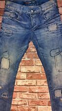 HIGH QUALITY JEANS PATCHWORK MADE IN TURQUIE BY CIPO&BAXX