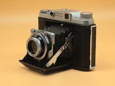 A 1950s Japanese Minon Six II Folding Camera 6x6 or 6x4.5 Medium Format 120 Film