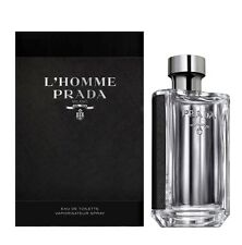 L'Homme Prada Milano By Prada Eau de Toilette For Men 150ML 5.1oz NEW IN BOX