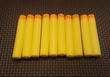 Streamlines 100 Yellow Darts EKIND Waffle Hollow Work with Nerf Elite Blasters