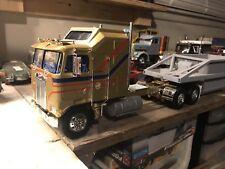 1/25 AMT Kenworth COE K100 Aerodyne BJ & The Bear LONG LOST BROTHER Built Nice
