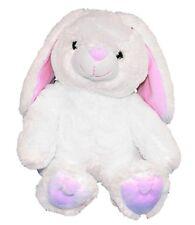 """""""Cottonball"""" The Bunny Rabbit (16"""" Teddy Mountain Bear) Like Build A Bear"""