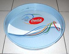 Olimpiadi Torino 2006 VASSOIO COCA COLA Olympic Winter game Gadget TRAY Dish