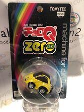 TOMYTEC CHORO Q ZERO Z-29 FIAT 500C ( YELLOW )
