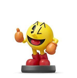 Pac-Man Amiibo Super Smash Bros Series Figure Character 2E