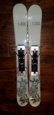 Line Five-O Ski Boards 90cm Ski Blades Skis Adjustable Bindings