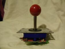 New Adjustable 2/4/8 Way Arcade Joystick with RED Ball Handle long shaft