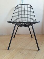 Herman Miller X Base Wire Chair Eames Vintage Beautiful