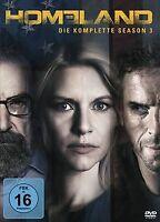 Homeland Season 3 [4 DVDs]   DVD   Zustand gut