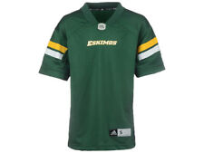 Edmonton Eskimos CFL Adidas Jersey Mens Size Medium NEW