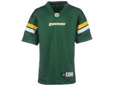 Edmonton Eskimos CFL Adidas Jersey Mens Size Small NEW Green