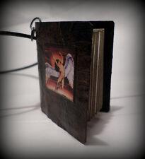 Led Zeppelin Stairway To Heaven Entire Song Lyrics Book Pendant Handmade