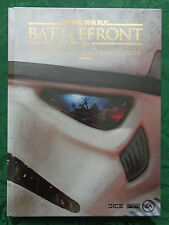 STAR WARS Battlefront Collector's Edition Strategy Guide  Hardcover New & Sealed