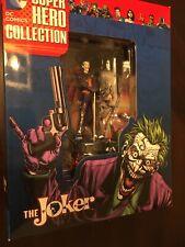 Eaglemoss DC Comics Super Hero Collection Batman The Joker Mini Figure Figurine