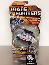 Transformers Hunt For The Decepticons Rescue Ratchet DLX Class NEW SEALED