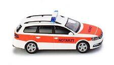 WIKING 007116 - 1:87 - MEDICO DI PRONTO INTERVENTO - VW Passat B7 VARIANTE -