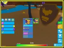 Bubble Gum Simulator - BGS Plaque - Virtual Pet