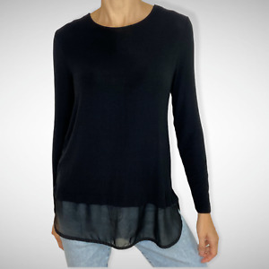 Witchery Long Sleeve T-Shirt Blouse
