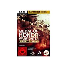 Medal of Honor: Warfighter-Limited Edition (PC, solo ORIGIN Key Download Code)
