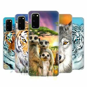 OFFICIAL AIMEE STEWART ANIMALS HARD BACK CASE FOR SAMSUNG PHONES 1